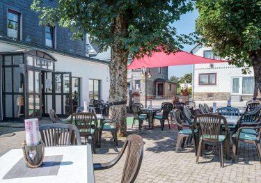 Biergarten Frauenwald